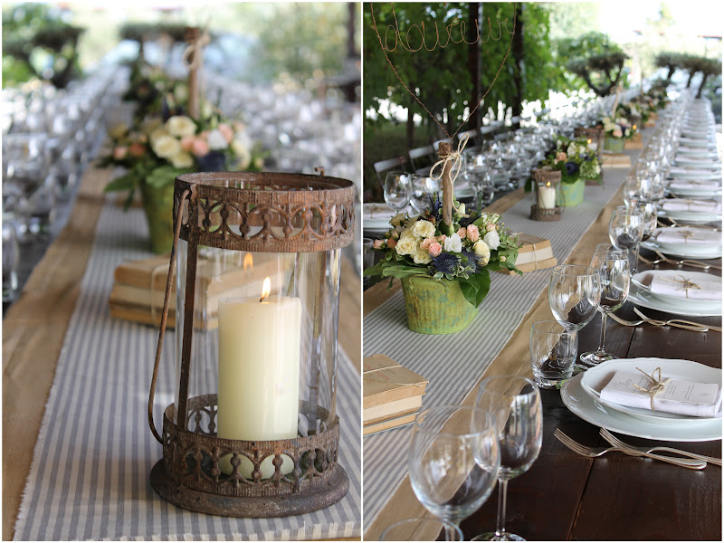 Matrimonio Country Chic Location Roma : Matrimonio country chic sara federico part one