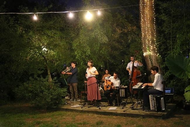 gruppo musicale matrimonio roma
