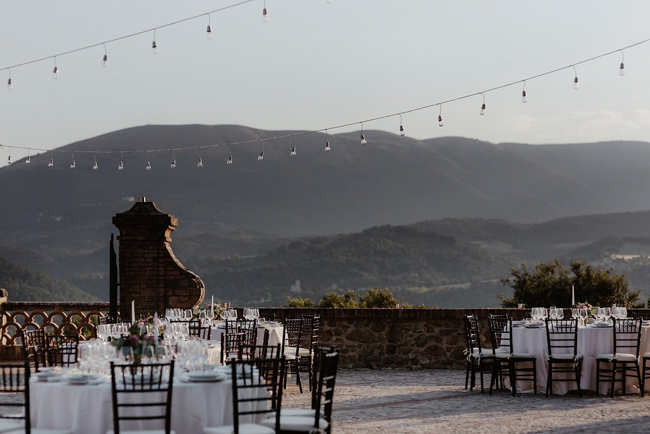 italian castle for wedding