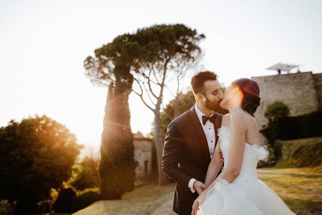 luxury wedding in italy